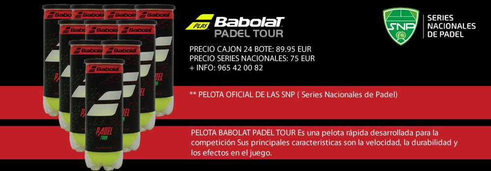 Babolat Padel Tour