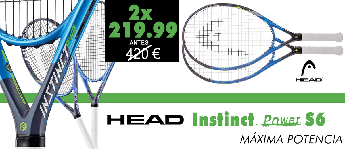 Oferta Head Graphene Power