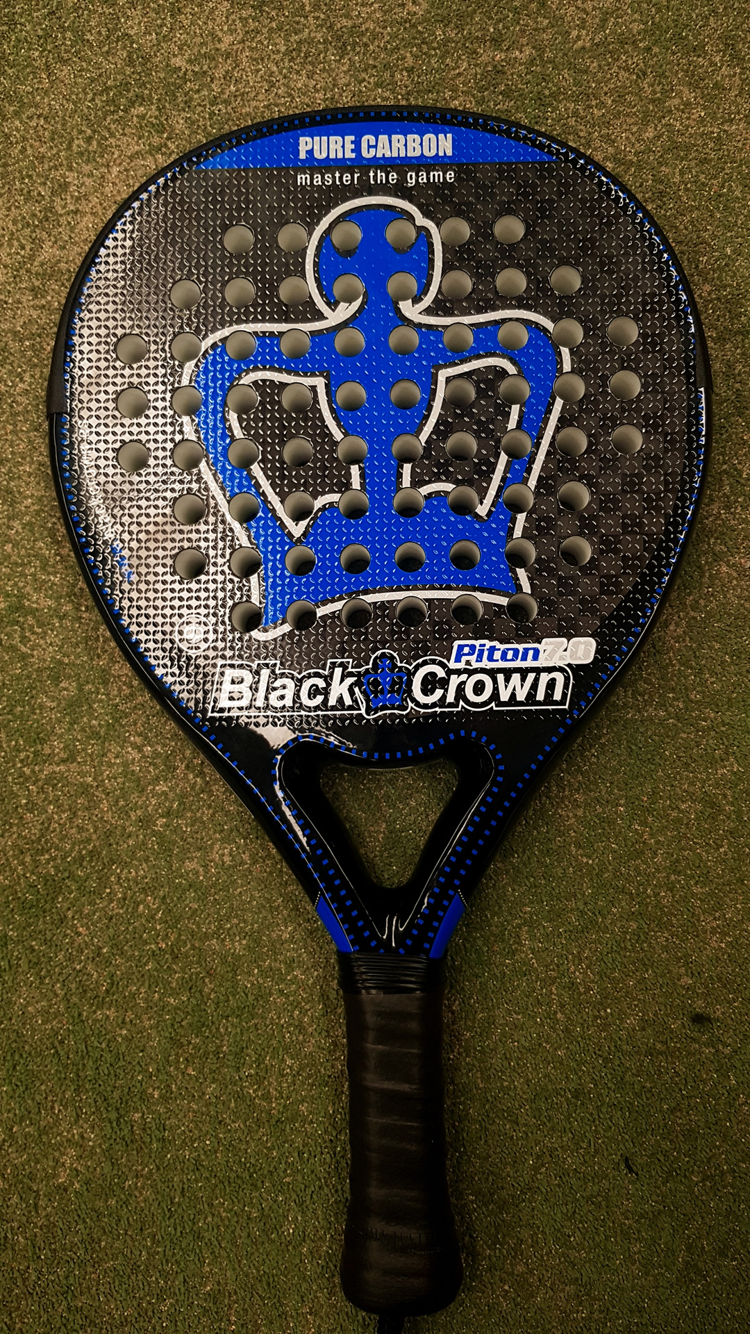 Black Crown piton 7.0