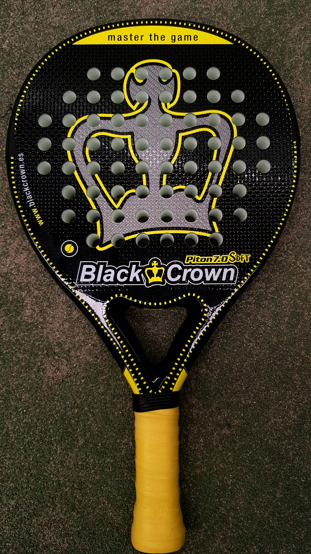 Black Crown Piton 7.0 Soft